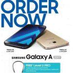 الاسعار الرسمية للجوالات Samsung Galaxy A5,A7 2017