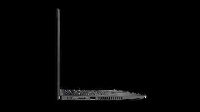 التصميم الجانبي للحاسوب لينوفو ثينك باد 13