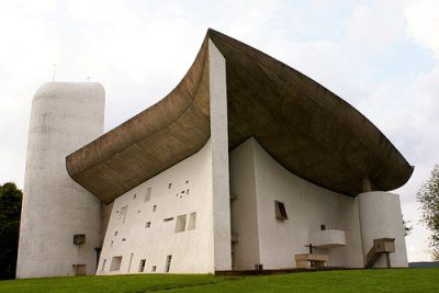 The Architectural Work for Le Corbusier