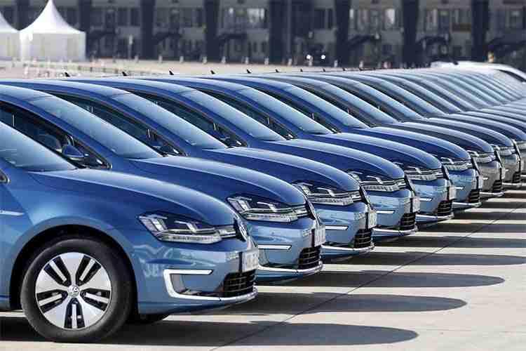 اكثر 10 سيارات مباعة في اوروبا لعام 2016