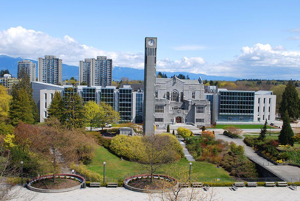 جامعة كولومبيا البريطانية | المرسال