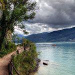 بحيرة وواف غانغ سي الشهيرة في النمسا