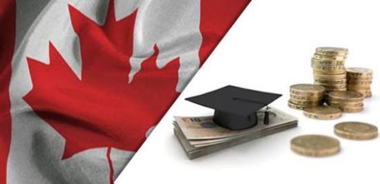 تكلفة الدراسة في كندا