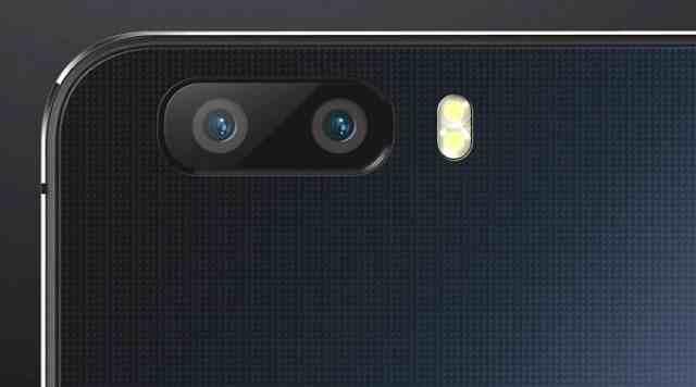 الكاميرا الخلفية المذدوجة لسامسونج جالكسي اس 8