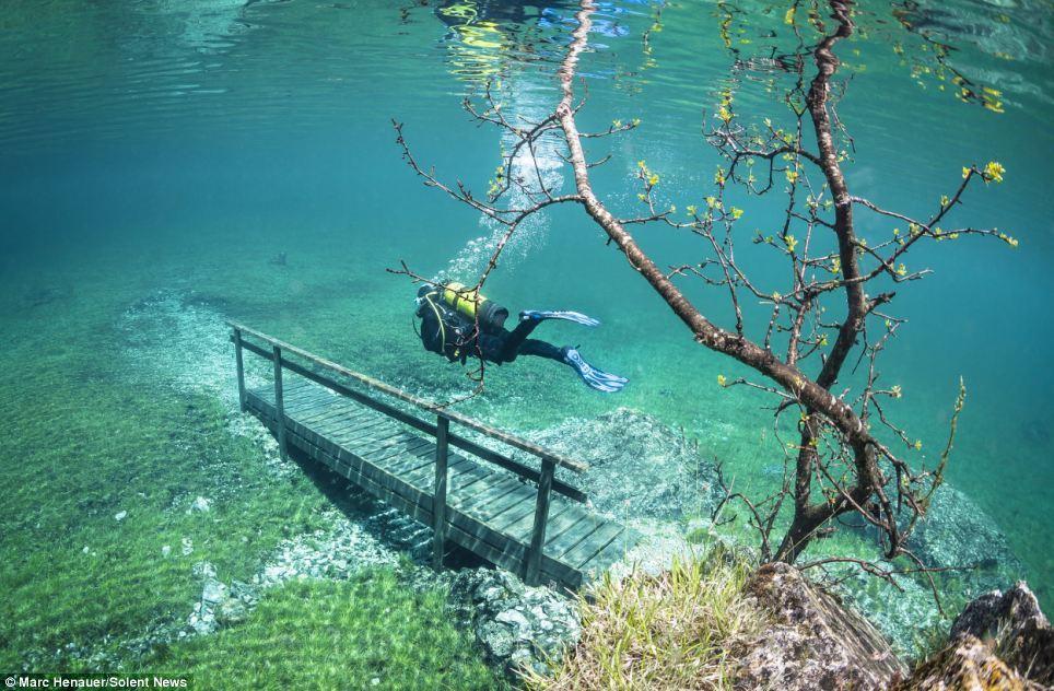 البحيرة الخضراء في ستيريا