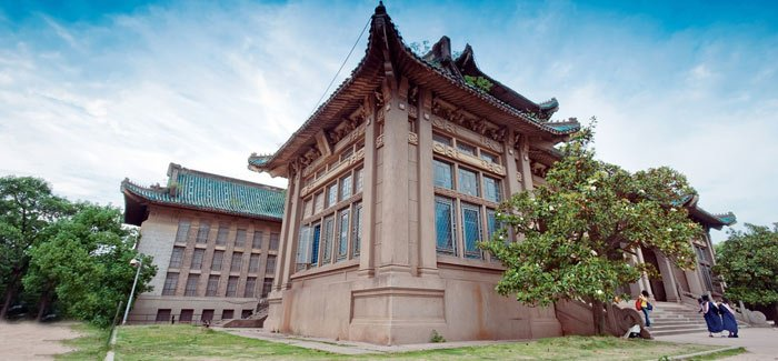 جامعة ووهان