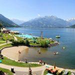 بحيرة زيل ام سي في النمسا