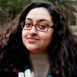 أنجي غزلان تحارب التحرش الجنسي في مصر