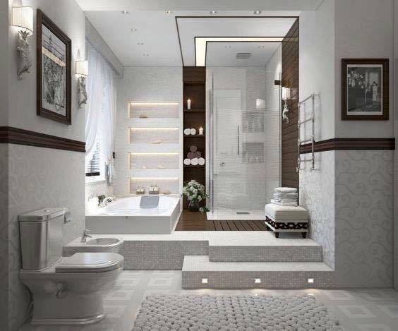 White and brown  Modern in bathroom Modern in bathroom  D8 A7 D8 A8 D9 8A D8 B6  D9 88  D8 A8 D9 86 D9 8A