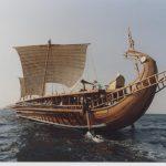 اشهر المعارك البحرية القديمة