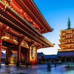 اشهر المعالم السياحية في طوكيو