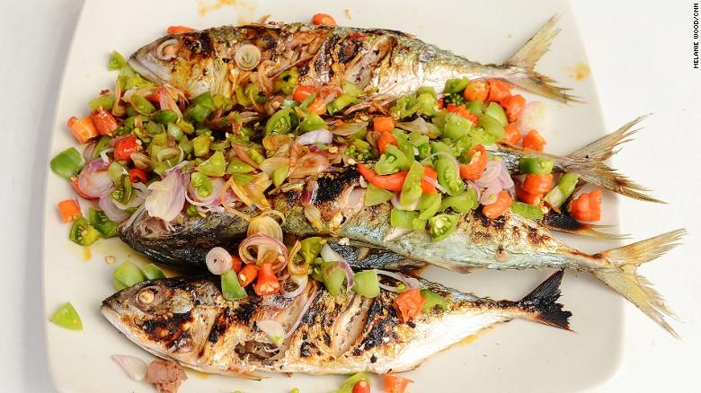 الاسماك الأندونيسية