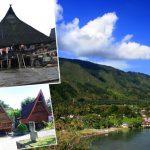 الأنشطة السياحية بجانب أكبر بحيرة بركانية بالعالم في اندونيسيا