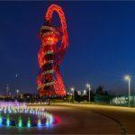 الحديقة الاولمبية في لندن