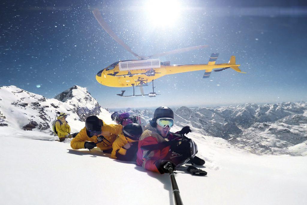 الرياضات الشتوية المميزة في تركيا