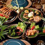 الطعام العبي الاندونيسي بالقرب من بحيرة توبا - 432449