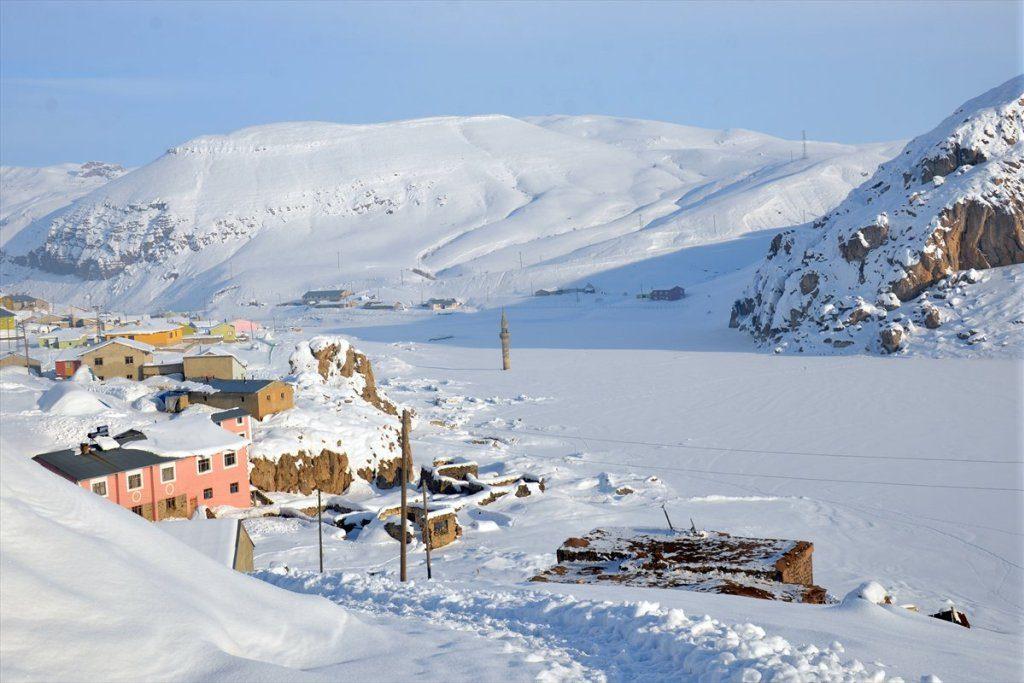 المعالم السياحية التركية في الشتاء