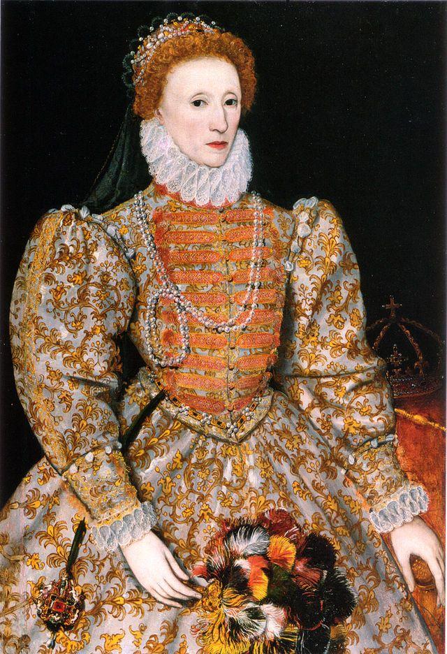الملكة اليزابيث الاولى