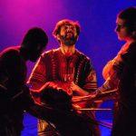 """مسرحية """" أماني """" تمثل المسرح السعودي في الجزائر"""
