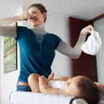 أعراض تعفن المعدة عند الأطفال