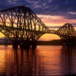 جسر فيرث أوف فورث في اسكتلندا