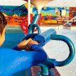 حديقة مرجان للألعاب المائية في أبو ظبي