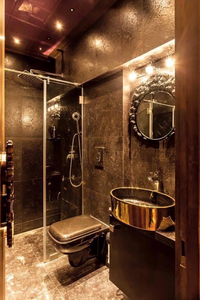 Bathroom Brown  Modern in bathroom Modern in bathroom  D8 AD D9 85 D8 A7 D9 85  D8 A8 D9 86 D9 8A