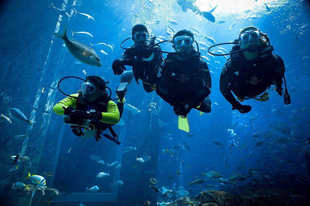 رحلات الغوص في جزيرة لومبوك