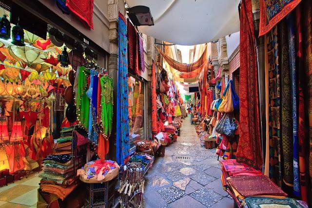 اماكن التسوق داخل جاكرتا