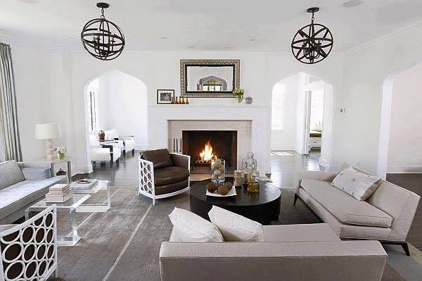 Lounge  Decorations for lovers of white Decorations for lovers of white  D8 B5 D8 A7 D9 84 D8 A9