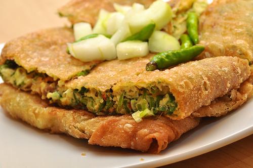 طبق المارتاباك Martabak