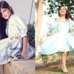 مصممة الأزياء السعودية حصة عبدالله و فساتين الأطفال