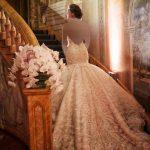 """فساتين زفاف من تصميم إينيس دي سانتو  """"Ines Di Santo"""""""