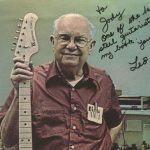 """"""" ليو فيندر """" مخترع الجيتار الصلب"""