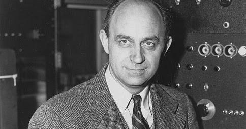 انريكو فيرمي مخترع المفاعل النووي