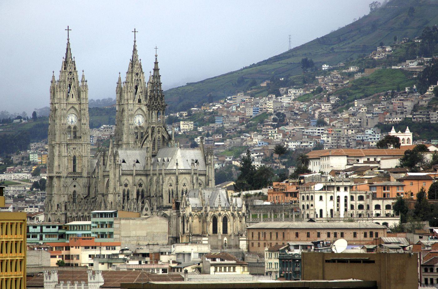 مدينة كيتو الرائعة