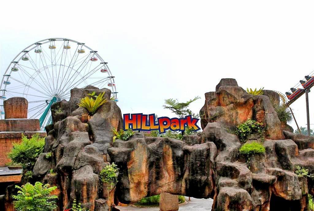 هيل بارك في ميدان سومطرة