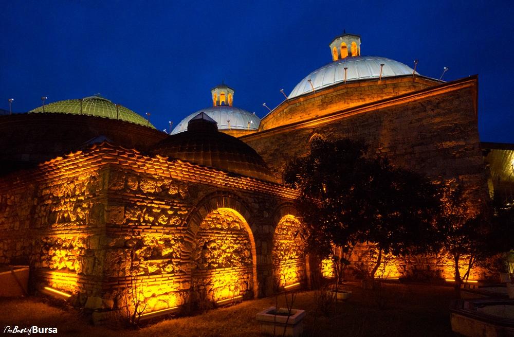 مسجد وأورهان غازي