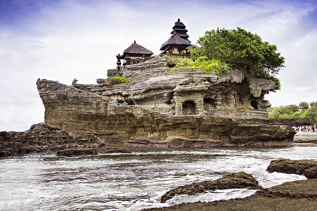 معبد تاناه لوط Pura Tanah Lot