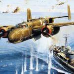 معركة بحر بسمارك