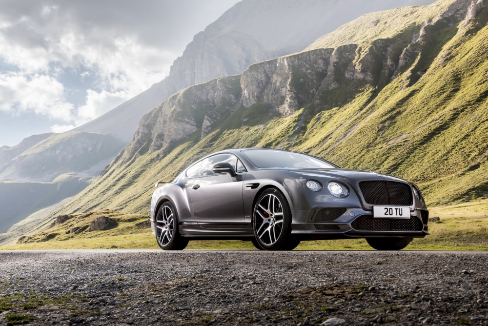 2018 Bentley Continental GT Super Sports