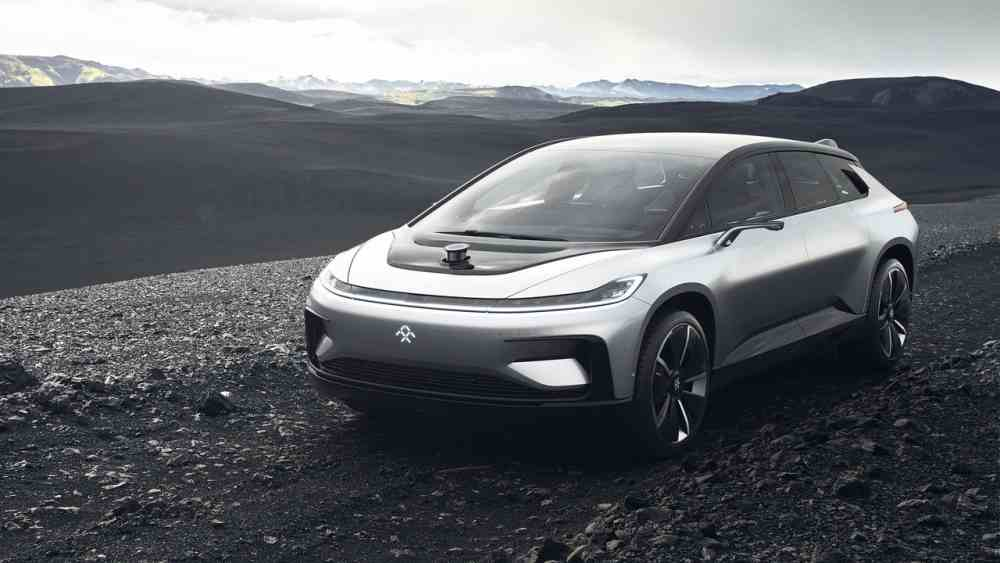 2018 Faraday Future FF 91