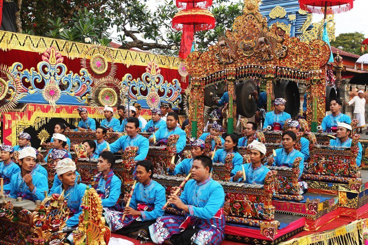 مهرجان الفنون في بالي