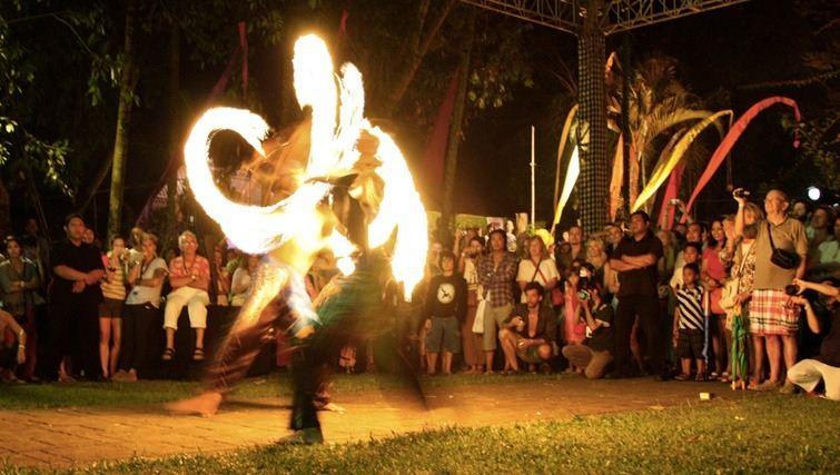 مهرجان الروح في بالي