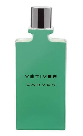 526199235 ... أن Carven Vetiver أطلقت هذا العطر بتركيبته الجديدة المناسبة لفترات  الصباح والظهيرة وأوقات النهار، والذي يتكون من نكهة الجريب فروت والليمون  الهندي وحشائش ...