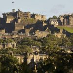 Old and New Towns of Edinburgh. - 433554