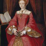 الملكة اليزابيث الاولى ملكة انجلترا