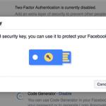 Facebook USB Key .. وسيلة امان جديدة للفيسبوك