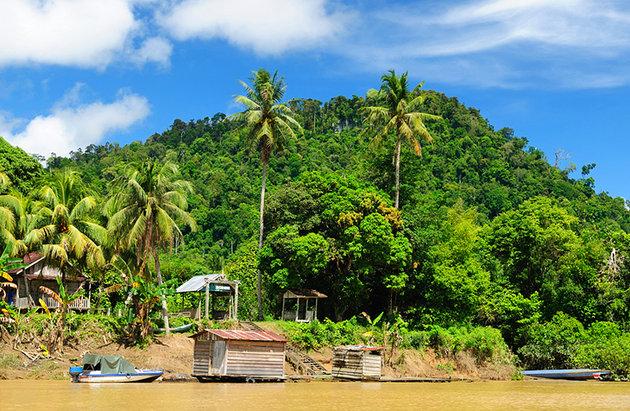 Kalimantan, Borneo