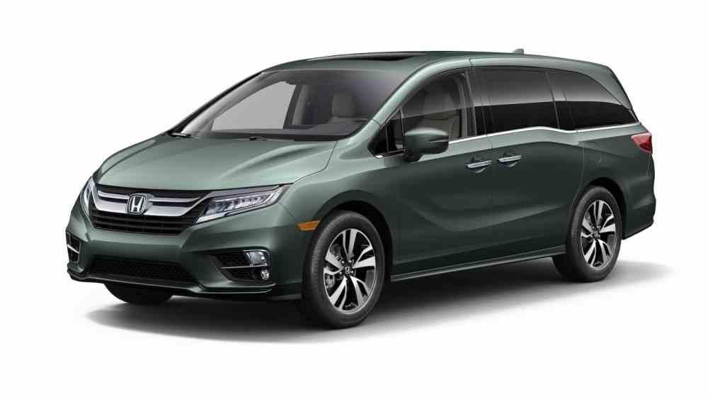 صور هوندا اوديسي 2018 .. الجيل الخامس و الجديد 2017 video New-Honda-Odyssey-20